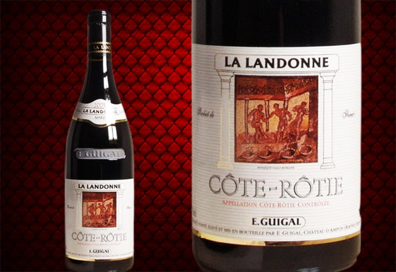 1985 E. Guigal Cote Rotie La Landonne, Rhone, France