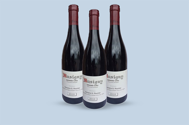 Domaine Georges & Christophe Roumier Musigny Grand Cru