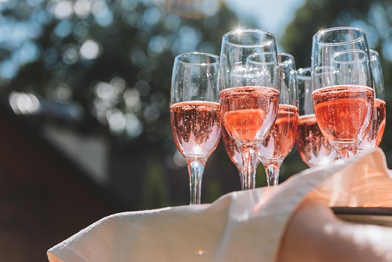 What is Dom Perignon Rose?