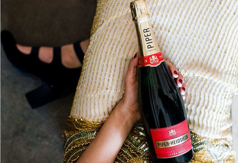 Fall In Love With Your Own Piper Heidsieck