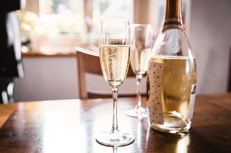 Pinot Noir in Sparkling Wine