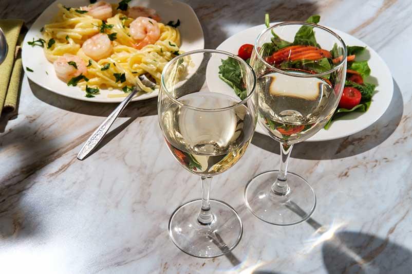 Fantastic Food Pairings With Pinot Grigio