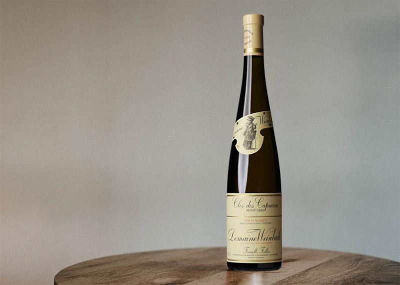 Alsace Pinot Gris (Pinot Grigio)
