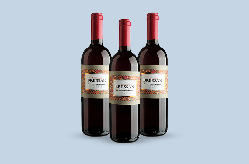 2014 Bressan Pinot Grigio Venezia Giulia IGT