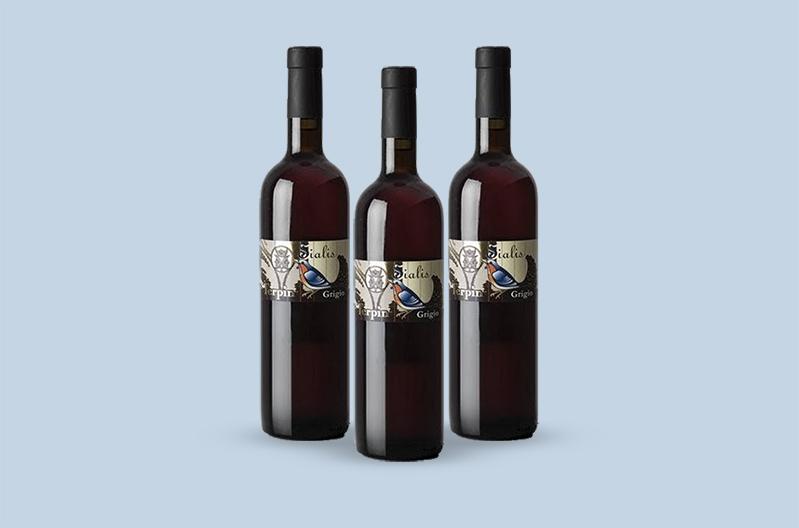 2012 Franco Terpin 'Sialis' Pinot Grigio delle Venezie IGT