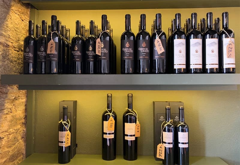 Should You Invest In Quinta do Crasto Wines