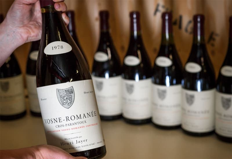 Brief History of Henri Jayer Wine