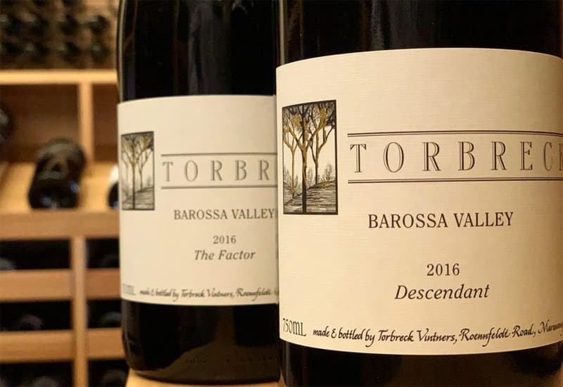 Other Wines Produced at Torbreck