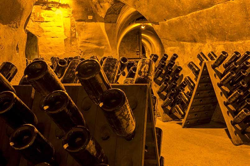 Taittinger Winemaking