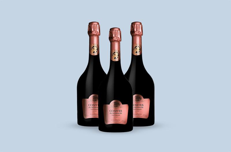 1979 Taittinger Comtes de Champagne Brut Rosé