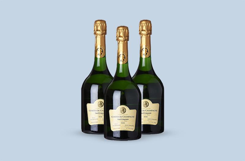 1996 Taittinger Comtes de Champagne Blanc de Blancs Brut