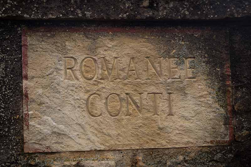 Domaine de la Romanee Conti