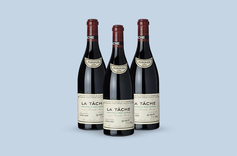 Domaine de la Romanee-Conti La Tache Grand Cru Monopole 2005