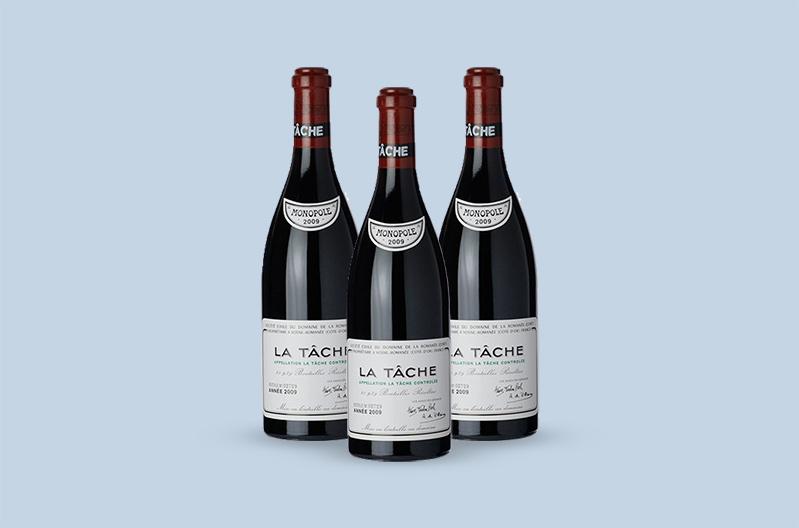 Domaine de la Romanee-Conti La Tache Grand Cru Monopole 2009