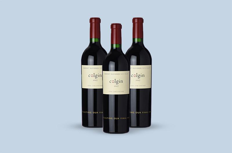 2007 Colgin Cellars Herb Lamb Cabernet Sauvignon