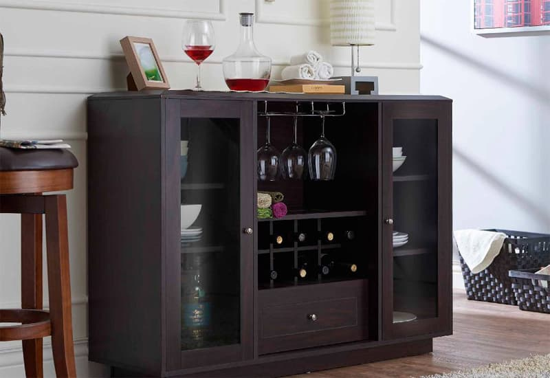 Multifunctional Wine Cabinet