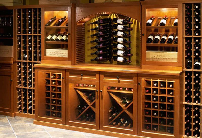 Wine Cabinet Lighting