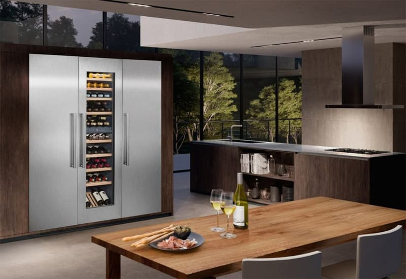 Where to Place the Wine Cabinet