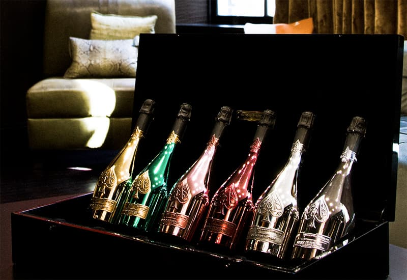 Armand De Brignac Ace of Spades La Collection