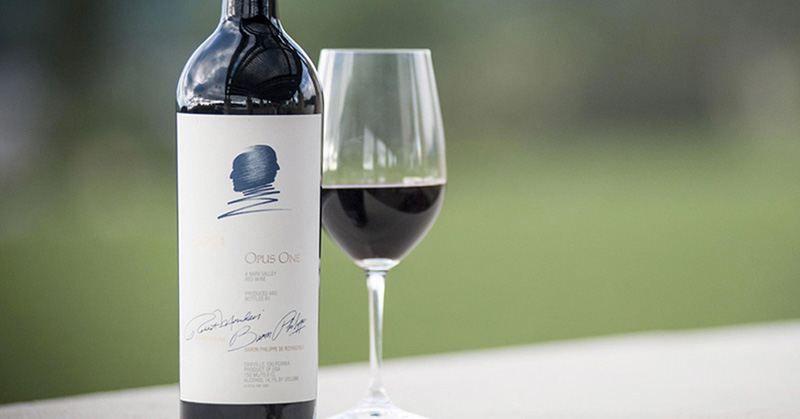 Opus One Is a Good Investment Wine