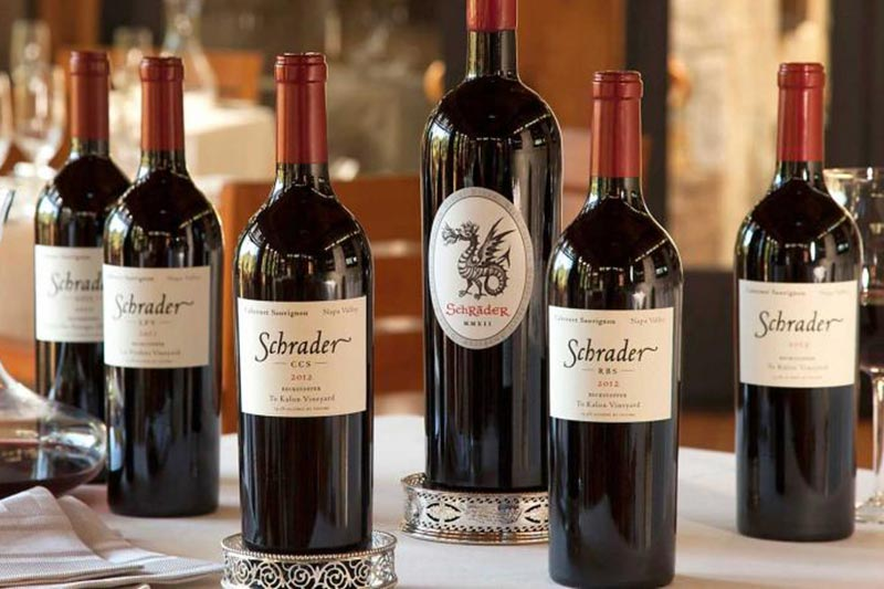 Why Schrader Cellars Is a Good Investment Wine