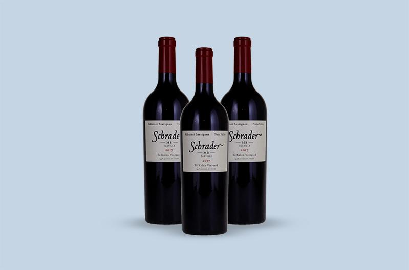 2018 Schrader Cellars MB To Kalon Vineyard Cabernet Sauvignon, Oakville