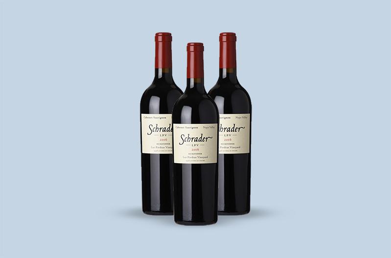 2016 Schrader Cellars LPV Beckstoffer Las Piedras Vineyard Cabernet Sauvignon, Napa Valley