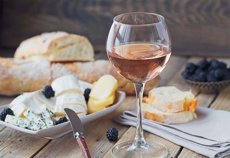 Rose Wine Characteristics And Food Pairings