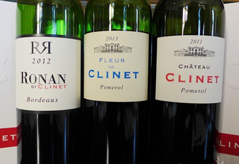 The Brilliant Clinet Wines
