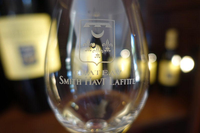 Smith Haut Lafitte wines