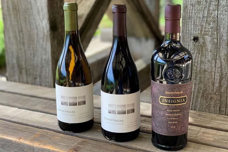 Joseph Phelps Wine Styles
