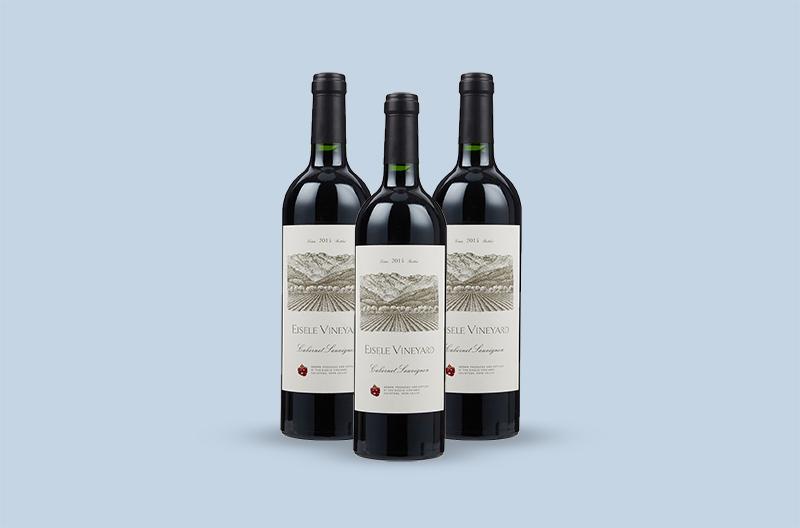 Joseph Phelps Vineyards Eisele Vineyard Cabernet Sauvignon 2015