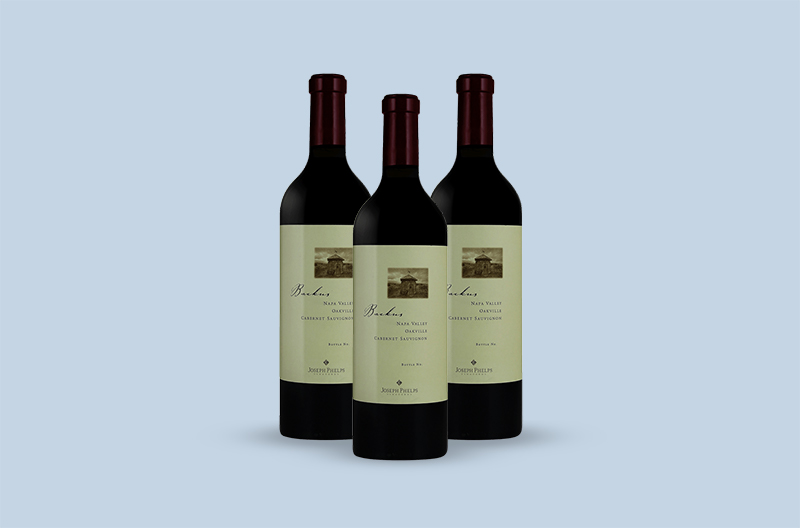 Joseph Phelps Vineyards Backus Vineyard Cabernet Sauvignon 2016