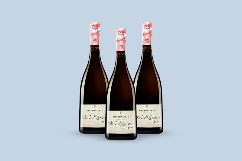 Philipponnat Clos des Goisses Juste Rosé, 2000
