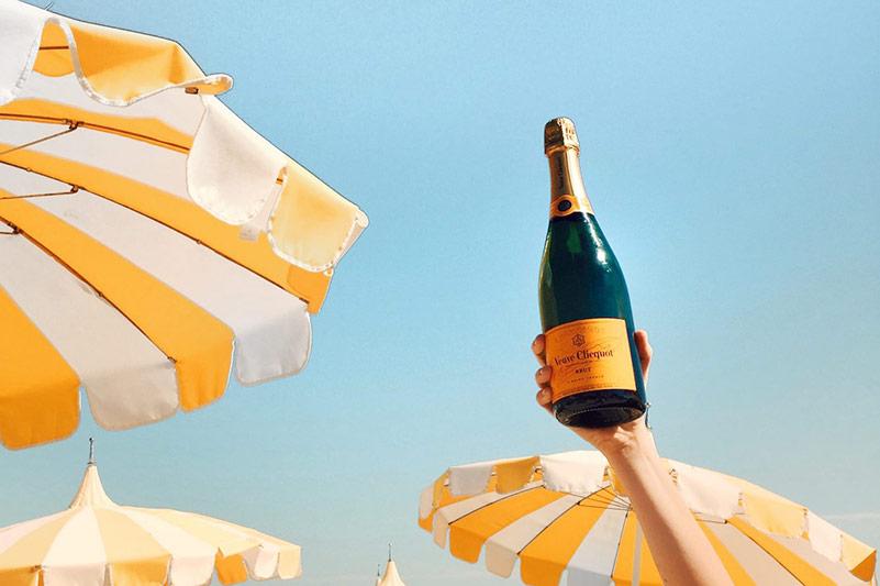 Invest In Veuve Clicquot Champagne