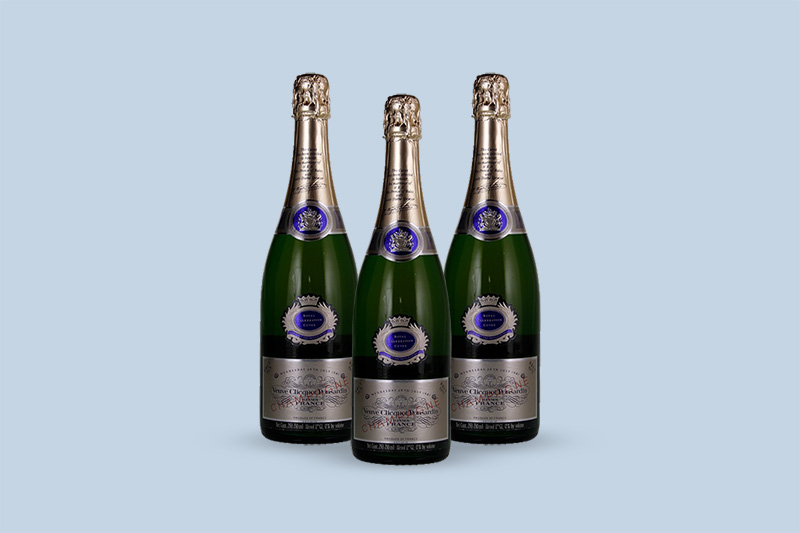 1975 Veuve Clicquot Ponsardin 'Royal Celebration Cuvee' Brut, Champagne, France