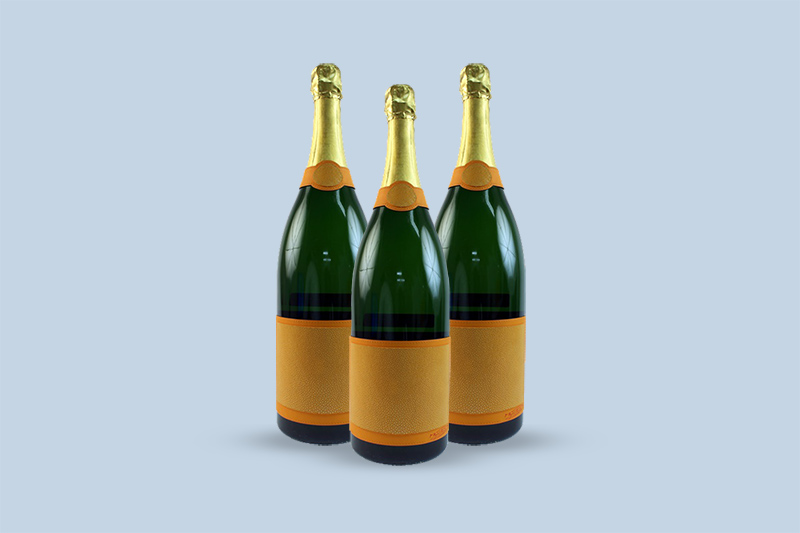 Veuve Clicquot Ponsardin Brut Yellowboam Stingray Skin, Champagne, France