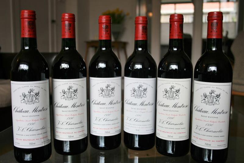 How is Chateau Montrose Wine Made