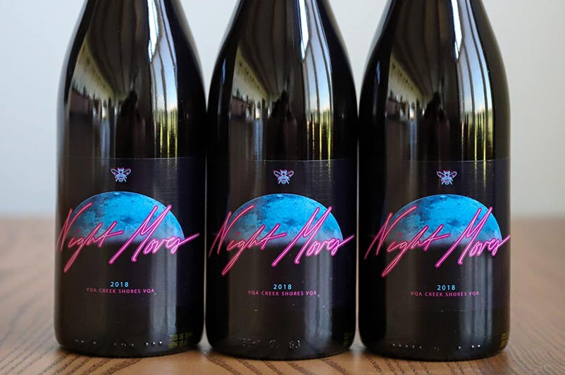 Rosewood Winery 2018 Night Moves Gamay
