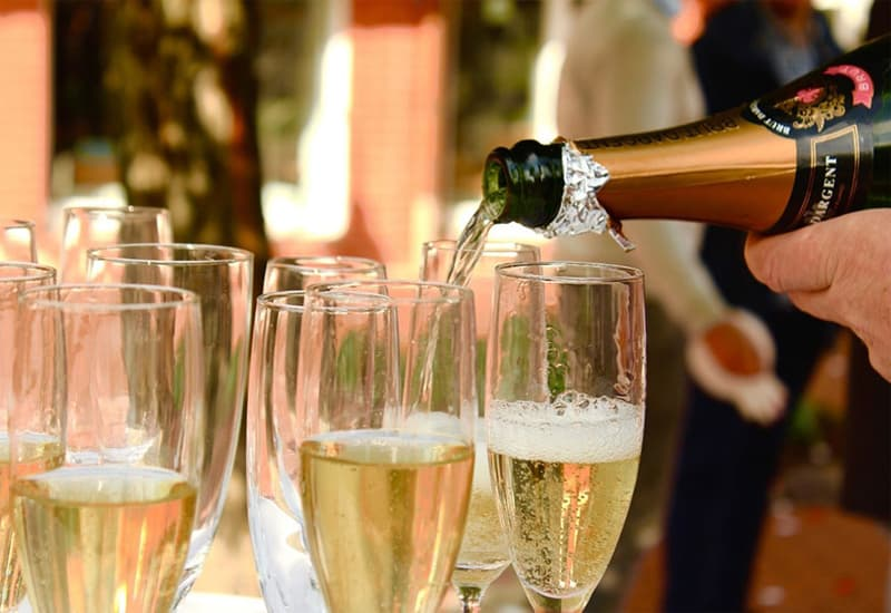Why You Should Invest In Brut Champagne