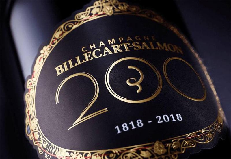 200 Years of Billecart Salmon