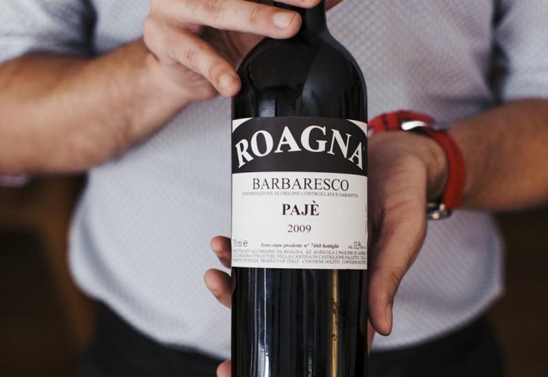 Roagna Wine