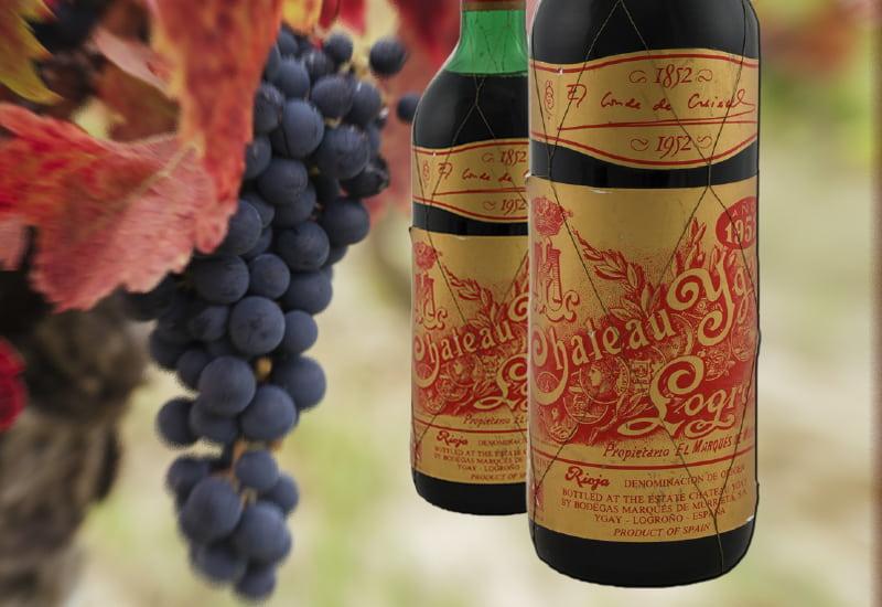 1952 Marques de Murrieta Castillo Ygay Gran Reserva Especial, Rioja DOCa, Spain