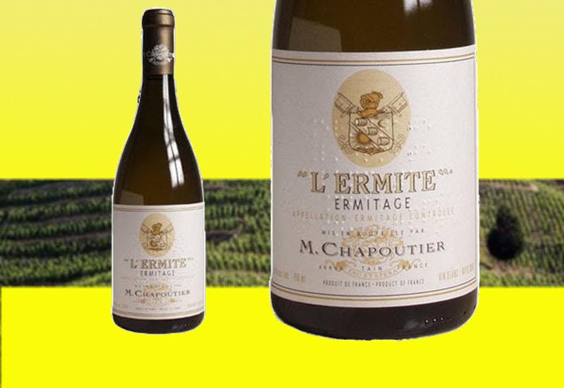 M. Chapoutier Ermitage 'L'Ermite Blanc', 2016