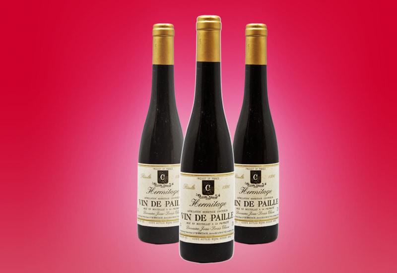 Domaine Jean-Louis Chave Hermitage 'Vin de Paille', 1990