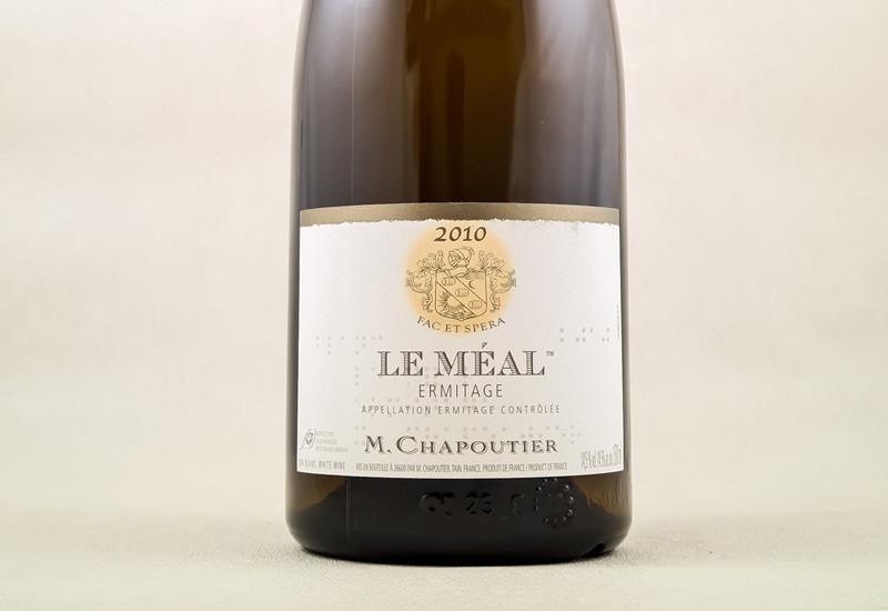 M. Chapoutier Ermitage 'Le Meal Blanc', 2010
