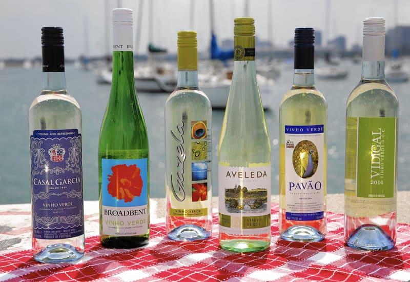 Flavor Profiles of Vinho Verde Wines