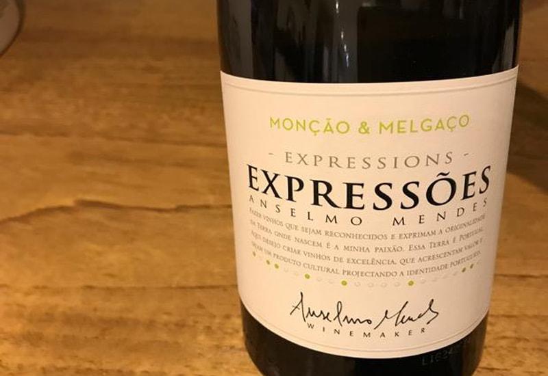 2014 Anselmo Mendes Expressoes, Vinho Verde, Portugal