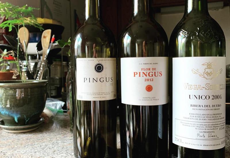 The Exotic Wines Of Dominio de Pingus