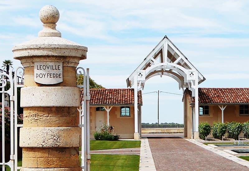 A Quick Intro to Chateau Leoville Poyferre